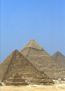 ピラミッドの写真素材 [FYI03920293]
