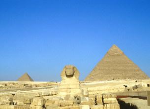 ピラミッドの写真素材 [FYI03920295]