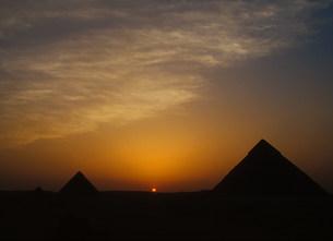 ピラミッドの写真素材 [FYI03920296]