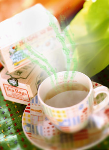 紅茶イメージの写真素材 [FYI03920330]