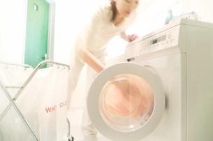 洗濯の写真素材 [FYI03920968]