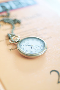 懐中時計の写真素材 [FYI03921061]