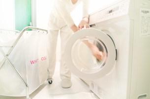 洗濯の写真素材 [FYI03921129]