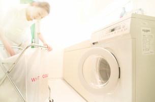 洗濯の写真素材 [FYI03921131]
