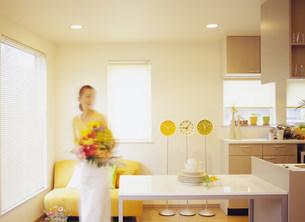 キッチンの写真素材 [FYI03921160]