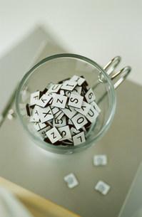 アルファベットの写真素材 [FYI03921275]