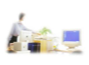 オフィスの写真素材 [FYI03921377]