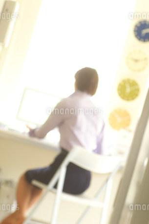 オフィスの写真素材 [FYI03921378]