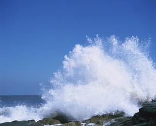 波しぶきの写真素材 [FYI03922590]