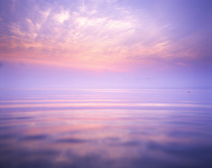 琵琶湖畔の写真素材 [FYI03923305]