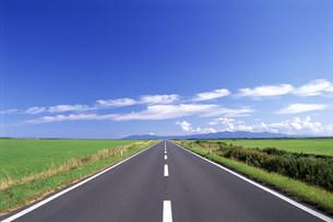 道路の写真素材 [FYI03923431]