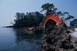 矢島経島の写真素材 [FYI03924060]