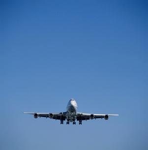 ジェット機の写真素材 [FYI03924378]