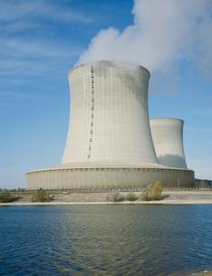 原子力発電の写真素材 [FYI03924703]