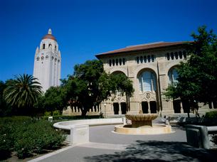 スタンフォード大学の写真素材 [FYI03924793]