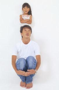 父と子の写真素材 [FYI03925033]
