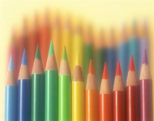色鉛筆の写真素材 [FYI03926046]