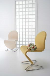 椅子の写真素材 [FYI03926264]