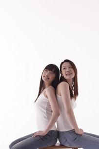 女性二人の写真素材 [FYI03927160]