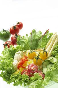 野菜サラダの写真素材 [FYI03927296]