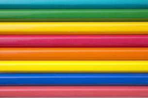 カラフルな色鉛筆の写真素材 [FYI03927521]