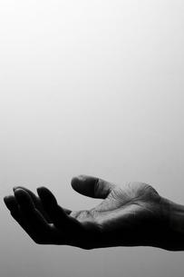 男性の手の写真素材 [FYI03928407]