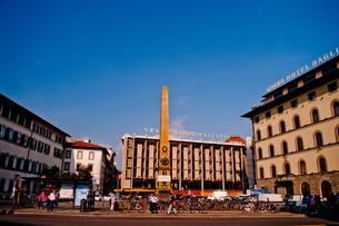 フィレンツェ町並の写真素材 [FYI03929730]