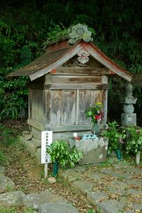 竹中半兵衛重治の墓 禅幢寺の写真素材 [FYI03930468]