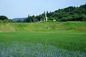 関ヶ原古戦場 の写真素材 [FYI03930475]