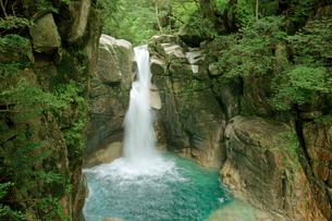 龍神の滝・夕森公園の写真素材 [FYI03930572]