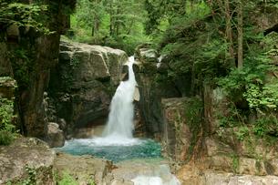 龍神の滝・夕森公園の写真素材 [FYI03930575]