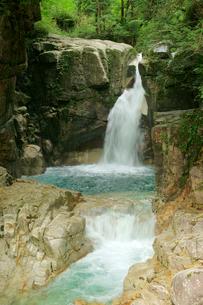 龍神の滝・夕森公園の写真素材 [FYI03930577]