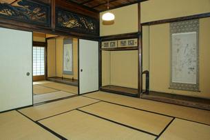 東海道・関宿 座敷・玉屋歴史資料館の写真素材 [FYI03930686]
