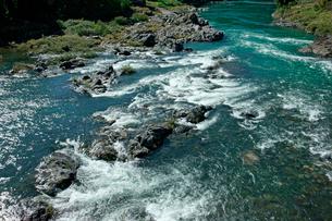 長良川の流れの写真素材 [FYI03930770]