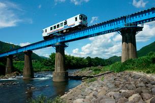 長良川鉄道の写真素材 [FYI03930870]