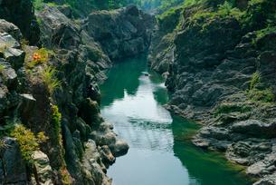 飛水峡 の写真素材 [FYI03930963]