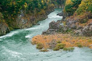 秋の蘇水峡,の写真素材 [FYI03931128]
