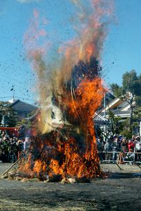 今尾左議長祭り,今尾秋葉神社の写真素材 [FYI03931131]