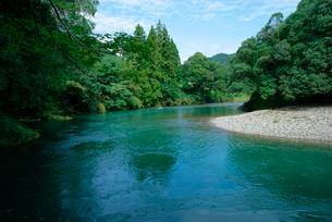 武儀川 長良川支流の写真素材 [FYI03931263]