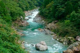 板取川 白谷の写真素材 [FYI03931340]
