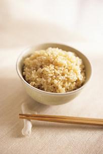 発芽玄米ごはんの写真素材 [FYI03931918]