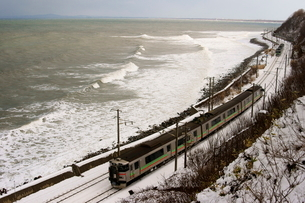 列車731系の写真素材 [FYI03932445]
