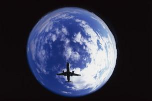 ジェット機の写真素材 [FYI03932461]