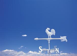 風見鶏の写真素材 [FYI03932479]