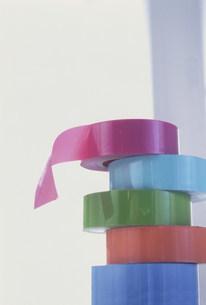 カラーテープの写真素材 [FYI03932628]