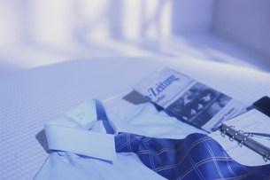 ビジネスイメージ  Yシャツとネクタイの写真素材 [FYI03932649]