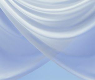 白の布の写真素材 [FYI03932702]