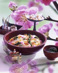 春イメージの料理の写真素材 [FYI03932925]
