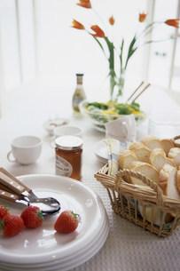 食事イメージの写真素材 [FYI03932967]
