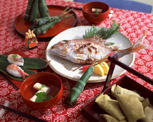 料理の写真素材 [FYI03933014]